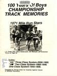 100 Years of Boys Championship Track Memories
