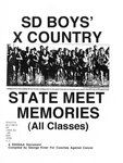 SD Boys' X Country State Meet Memories (All Classes)