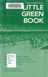 Track & Field News' Little Green Book: With Metric Conversion Tables, Decathlon Tables, and Other Essential Data for the Track Fan, Coach, and Official