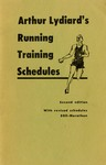 Arthur Lydiard's Running Training Schedules.