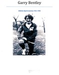Athletic Sports Journey 1961-1983 by Garry Bentley