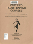 Certified Road Running Courses
