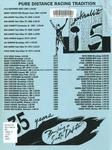 Pure Distance Racing Tradition: Jackrabbit 15 : 35 Years, Brookings, South Dakota. by South Dakota State University