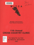 Annual Cross Country Clinic
