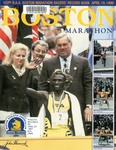 103rd B.A.A. Boston Marathon Racers' Record Book: April 19, 1999. by Boston Athletic Association