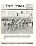 Fast Times by Lincoln Track Club