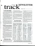 Track Newsletter. by Track & Field News