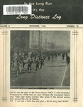 The Long Distance Log: A Publication for Runners by Runners.