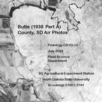 Butte County, SD Air Photos (1938 Part A)