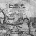 Butte County, SD Air Photos (1938 Part B)
