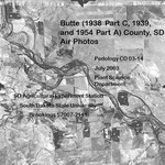 Butte County, SD Air Photos (1938 Part C, 1939, and 1954 Part A)