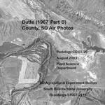 Butte County, SD Air Photos (1967 Part B)