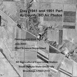 Clay County, SD Air Photos (1941 and 1951 Part A)