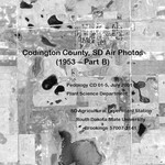 Codington County, SD Air Photos (1953 – Part B)