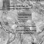 Corson County, SD Air Photos (1938 Part A) by Plant Science Department