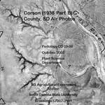 Corson County, SD Air Photos (1938 Part B)