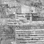 Corson County, SD Air Photos (1938 Part C)
