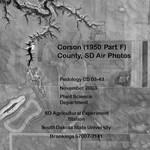 Corson County, SD Air Photos 1950 (Part F)