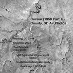 Corson County, SD Air Photos (1950 Part G)