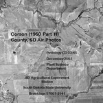 Corson County, SD Air Photos (1950 Part H)
