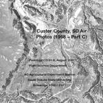 Custer County, SD Air Photos (1968 – Part C)