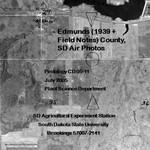 Edmunds County, SD Air Photos  (1939 + Field Notes)
