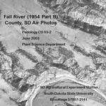 Fall River County, SD Air Photos (1954 Part B)