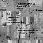 Faulk County, SD Air Photos (1953 Part B)