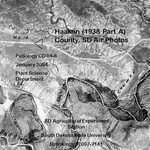 Haakon County, SD Air Photos (1938 Part A)