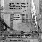 Spink County, SD Air Photos (1939 Part C + Field Notes)