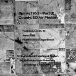 Spink County, SD Air Photos (1953 Part B)