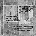 Hand County, SD Air Photos (1939 Part F and 1952 Part A)
