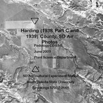 Harding County, SD Air Photos (1938 Part C and 1939)
