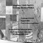 Hughes County, SD Air Photos (1949 Part C)