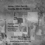 Jones County, SD Air Photos (1954 Part B)