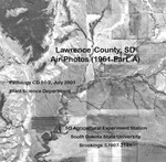 Lawrence County, SD Air Photos (1961-Part A)