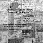 McPherson County, SD Air Photos (1939 Part A)