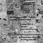 McPherson County, SD Air Photos (1939 Part B)