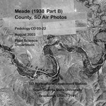 Meade County, SD Air Photos (1938 Part B)