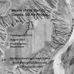 Meade County, SD Air Photos (1938 Part C)