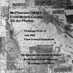 McPherson County, SD Air Photos (1939 + Field Notes)