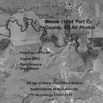 Meade County, SD Air Photos (1954 Part C)