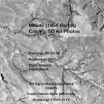 Meade County, SD Air Photos (1954 Part K)