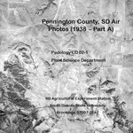 Pennington County, SD Air Photos (1938 - Part A)