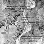 Pennington County, SD Air Photos (1954 Part E and 1955 Part A)