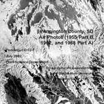 Pennington County, SD Air Photos (1955 Part B, 1962, and 1968 Part A)