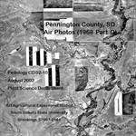 Pennington County, SD Air Photos (1968 Part D)