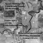 Spink County, SD Air Photos (1939 Part D + Field Notes)