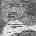 Ziebach County, SD Air Photos (1938 Part B)