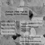 Ziebach County, SD Air Photos (1950 Part B)